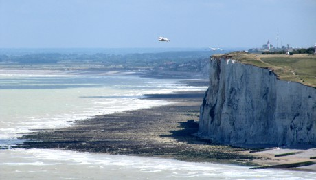 Dieppe cliffs